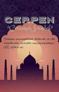 "CERPEN ""Ceramah Pendek"" cover"