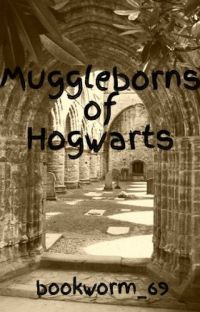 Muggleborns of Hogwarts cover