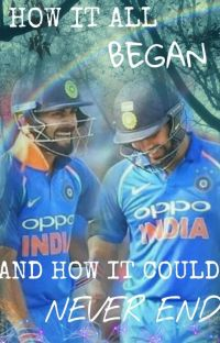 How it all began (A Rohit-Virat Friendship Fanfiction) cover