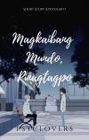 Magkaibang Mundo Pinagtagpo (UNDER EDITING) cover