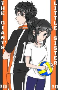 Haikyuu!! | The Giant's Little Sister cover