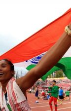 India gets A new Flying girl - Hima Das by kushirajput