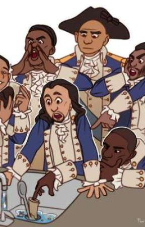 Hamilton Characters React by StartonStudios