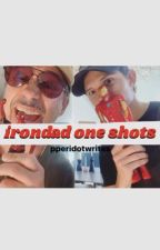Irondad and Spiderson oneshots  by pineapplespongebob