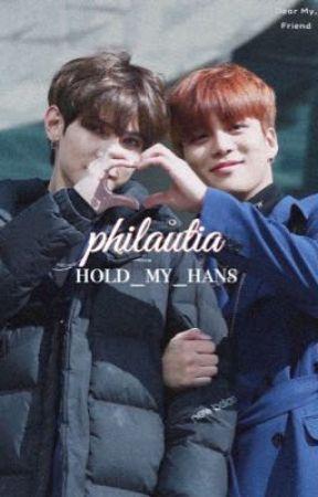 philautia   ;『jongsang』 by hold_my_hans