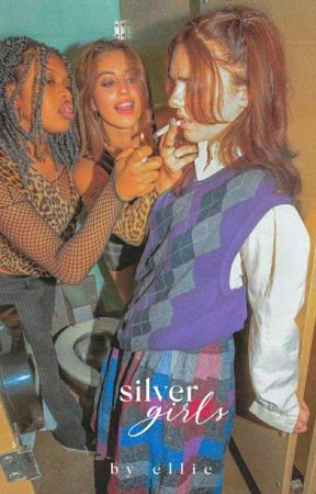 Silver Girls by ranebowed