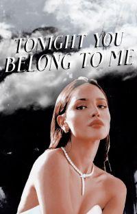 TONIGHT YOU BELONG TO ME ▹ BUCKY BARNES [1] ✓ cover