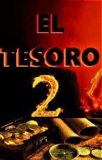 """EL TESORO 2 """"En busca del corazón de fuego"""" by Cat_adris2000"""