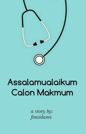 Assalamualaikum Calon Makmum ✔ by Finaidams