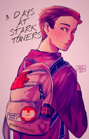 3 Days At Stark Towers by starrymoon52