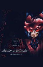 Hazbin Hotel Alastor x Reader by DogsEyeNebula