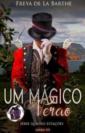 Um Mágico De Verão ( Disponível Na Amazon) by BruxinhaDark