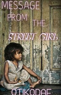 Message from the street girl cover