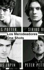 Los Merodeadores (One Shots, imaginas, preferences, types, facts ) by SelenaSierraFernande
