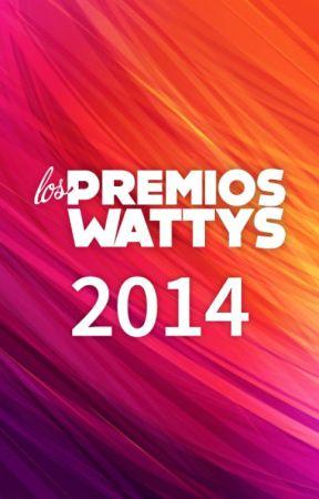 PREMIOS WATTY 2014 by ConcursosWatty