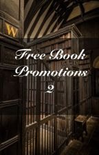 Free Book Promotions 2 (Closed) by shivastrife