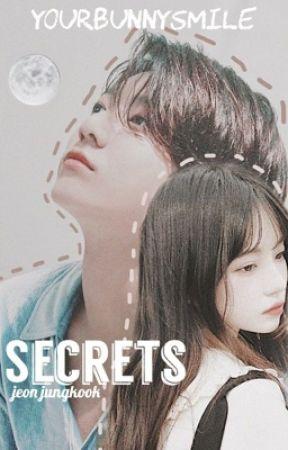 secrets. |Jeon Jungkook| by yourbunnysmile