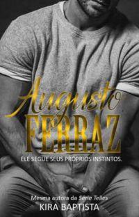 AUGUSTO FERRAZ - DISPONÍVEL até às 20:00 do dia 18.02.2021. cover