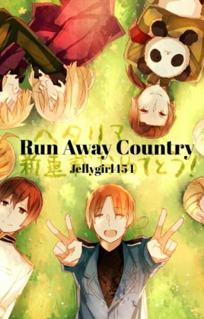 Run Away Country: Yandere Hetalia x Country reader by jellygirl454