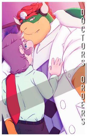 Doctor's Orders (Bowser X Luigi) by Shadow_Matamori