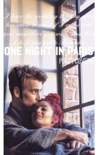 💋One night in Paris💋 cover