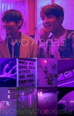 """""""Two Appa's""""  by CreamyChocoKookie"""