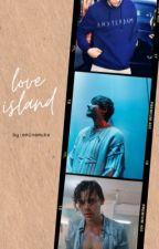 love island // larry au by eminemuke