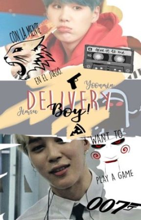 Delivery Boy! [JimSu/Yoonmin] by CherryMocca