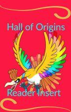 Pokemon: The Hall of Origins reader insert by Dreamfire90
