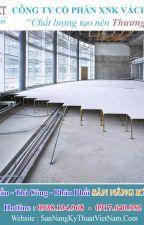 Thi công sàn nâng kỹ thuật tại Nha Trang Giá Sỉ - Chiết khấu cao - 0938134968 by sannangkythuatvnv
