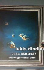 Jasa Lukis 3d Bekasi, WA 0856 850 3437 - IGO Mural by JasaMuralDinding