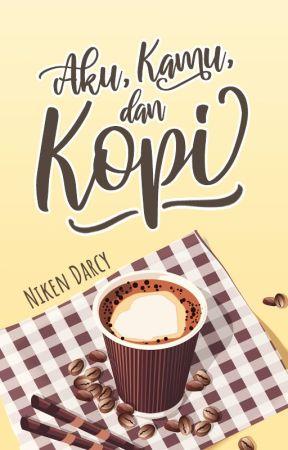 Sandjaya Series #4: Aku, Kamu, dan Kopi (OPEN PO) by nikenkartiniwati
