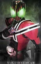 Kamen Rider Neo Decade by kaikun47