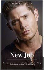 New Job  (Jensen X Reader) by WinchesterxReader