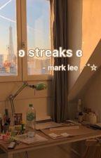 streaks  ༊*·˚ᴍᴀʀᴋ ʟᴇᴇ by pradamark