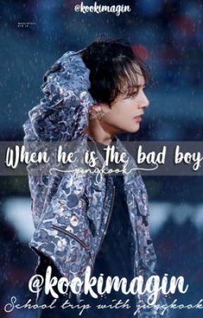 When he is the bad boy - jungkook  by kookimagin