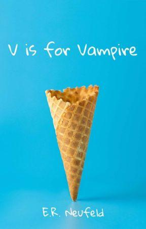 V is for Vampire by enamourer