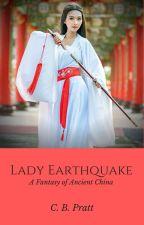 Lady Earthquake by WriterPratt