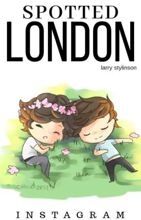 Spotted:London • larry;ziall [instagram] by Lociin