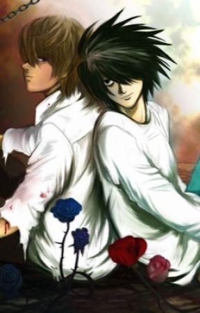 Death Note. (L x Reader x Light) by LinkThePokemon