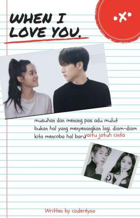 When I Love You   Renjun [✓] by cindereyna
