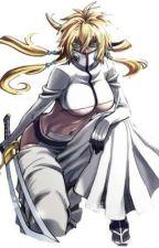 Bleach: Tier Harribel x Male Soul Reaper by GrimEmblem