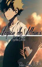 Legión de Villanos by Aoi0095