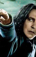 Hide and Seek (Severus Snape x Reader) by dudemyheadsfuckedup