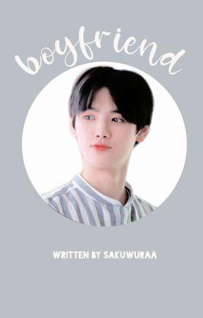 boyfriend | kang minhee ✓ by sakuwuraa