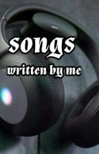 Songs by me by Mohini74