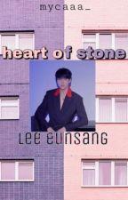 Heart of Stone | lee eunsang ff by mycaaa_