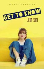 GET TO KNOW: Jeon Somi by lexineivory