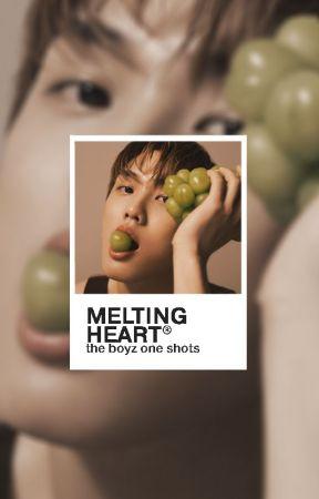 melting heart. | the boyz by nyuthings