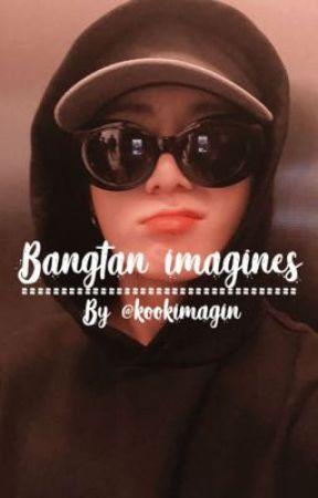 BTS imagines  by kookimagin